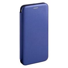 Чехол (флип-кейс) DEPPA Clamshell Case, для Huawei Honor 8A, синий [87073]