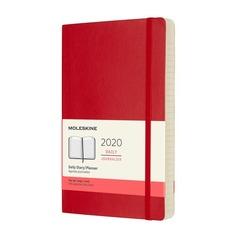 Ежедневник MOLESKINE Classic Soft 400стр., красный [dsf212dc3]