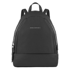 Рюкзак женский Piquadro Muse CA4327MU/N черный натур.кожа