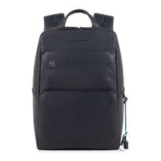 Рюкзак унисекс Piquadro Black Square CA4022B3/BLU синий натур.кожа