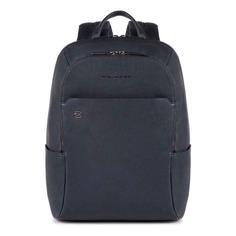 Рюкзак унисекс Piquadro Black Square CA3214B3/BLU синий натур.кожа