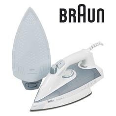 Утюг BRAUN TS735TP, 2400Вт, белый [0x12711021]