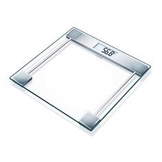 Напольные весы SANITAS SGS06, до 150кг, цвет: серебристый [755.19]