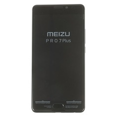 Смартфон MEIZU Pro 7 Plus 64Gb, M793H, черный