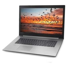 "Ноутбук LENOVO IdeaPad 330-17AST, 17.3"", IPS, AMD A9 9425 3.1ГГц, 8Гб, 1000Гб, AMD Radeon R530 - 2048 Мб, Free DOS, 81D7005WRU, серый"