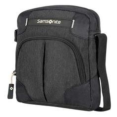 Сумка Samsonite 10N*09*005 20x23x8см 4.5л. 0.2кг. полиэстер черный