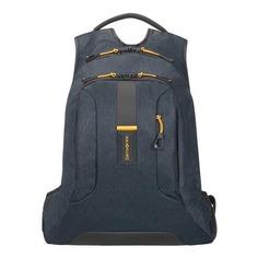 Рюкзак Samsonite 01N*21*002 31x45x20.см 19л. 0.7кг. полиэстер синий