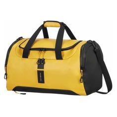 Рюкзаки, чемоданы, сумки Сумка дорожная Samsonite 01N*06*005 61x35x34см 84л. 1кг. полиэстер желтый