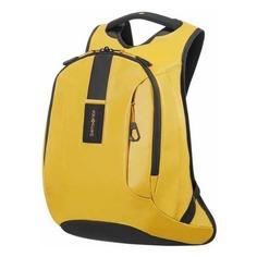 Рюкзак Samsonite 01N*06*001 34x40x17см 16л. 0.5кг. полиэстер желтый