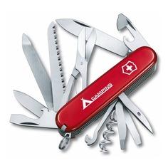 Складной нож VICTORINOX Ranger Camping, 21 функций, 91мм, красный