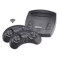 Игровая консоль RETRO GENESIS Junior черный