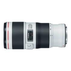 Объектив CANON 70-200mm f/4L EF II USM, Canon EF, черный [2309c005]