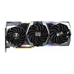 Видеокарта MSI nVidia GeForce RTX 2080SUPER , RTX 2080 SUPER GAMING TRIO, 8Гб, GDDR6, Ret