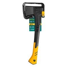 Топор Kraftool X10 средний черный/оранжевый (20660-10)