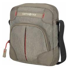 Сумка Samsonite 10N*35*005 20x33x8см 4.5л. 0.2кг. полиэстер бежевый