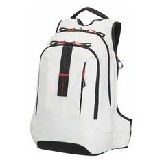 Рюкзак Samsonite 01N*05*002 31x45x20см 19л. 0.7кг. полиэстер белый