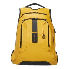 Рюкзак Samsonite 01N*06*002 31x45x20см 19л. 0.7кг. полиэстер желтый