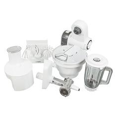 Кухонная машина BOSCH MUM 4855, белый [mum4855]