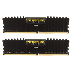 Модуль памяти CORSAIR Vengeance LPX CMK8GX4M2A2666C16 DDR4 - 2x 4Гб 2666, DIMM, Ret