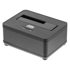 Док-станция для HDD AGESTAR 3UBT7, черный