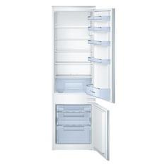 Встраиваемый холодильник BOSCH KIV38X22RU белый