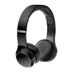 Наушники с микрофоном PIONEER SE-MJ771BT, 3.5 мм/Bluetooth, накладные, черный [se-mj771bt-k]