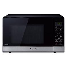 Микроволновая Печь Panasonic NN-SD38HSZPE 23л. 1000Вт черный/серебристый