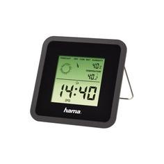 Термометр HAMA TH50, черный [00113987]