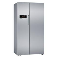 Холодильник BOSCH KAN92NS25R, двухкамерный, серебристый