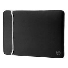 """Чехол для ноутбука 14"""" HP Chroma, черный/серебристый [2uf61aa]"""