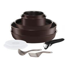 Набор посуды TEFAL Ingenio Chef L6559802, 10 предметов