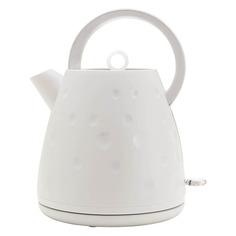 Чайник электрический POLARIS PWK 1756С Moon, 2200Вт, белый