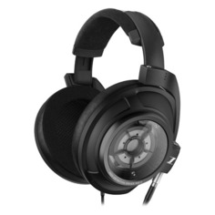 Наушники SENNHEISER HD 820, 4.4 мм/6.3 мм, накладные, черный [507435]