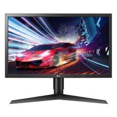 """Монитор игровой LG Gaming 24GL650-B 23.6"""" черный [24gl650-b.aruz]"""