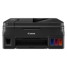 МФУ струйный CANON Pixma G4411, A4, цветной, струйный, черный [2316c025]