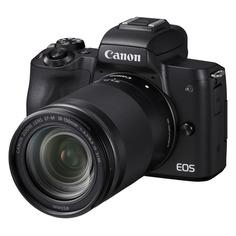 Фотоаппарат CANON EOS M50 kit ( 18-150 IS STM), черный [2680c042]