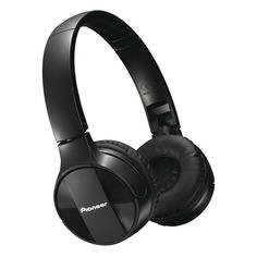 Наушники с микрофоном PIONEER SE-MJ553BT-K, Bluetooth, мониторы, черный