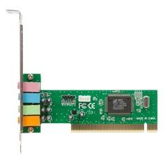 Звуковая карта PCI 8738, 4.0, bulk [asia 8738sx 4c] Noname