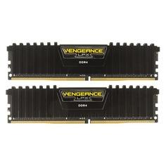 Модуль памяти CORSAIR Vengeance LPX CMK16GX4M2A2400C16 DDR4 - 2x 8Гб 2400, DIMM, Ret