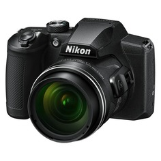 Цифровой фотоаппарат NIKON CoolPix B600, черный