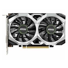 Видеокарта MSI nVidia GeForce GTX 1650 , GTX 1650 VENTUS XS 4G, 4ГБ, GDDR5, Ret