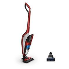 Ручной пылесос (handstick) PHILIPS PowerPro Duo FC6172/01, красный