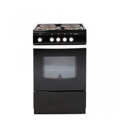 Электрическая плита DE LUXE 5004.12э, эмаль, черный [5004.12э черн]