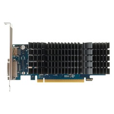 Видеокарта ASUS nVidia GeForce GT 1030 , GT1030-SL-2G-BRK, 2ГБ, GDDR5, Low Profile, Ret
