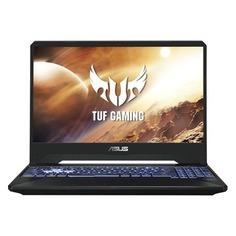 "Ноутбук ASUS TUF Gaming FX505DT-AL227T, 15.6"", IPS, AMD Ryzen 5 3550H 2.1ГГц, 16Гб, 1000Гб, 256Гб SSD, nVidia GeForce GTX 1650 - 4096 Мб, Windows 10, 90NR02D2-M04410, черный"