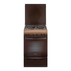 Электрическая плита GEFEST ЭП Н Д 5140-01 0001, эмаль, коричневый