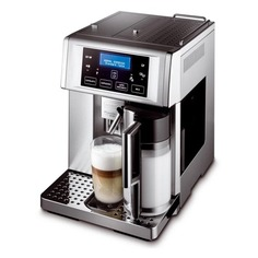 Кофемашина DELONGHI PrimaDonna Avant ESAM6704, серебристый Delonghi