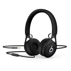 Наушники с микрофоном BEATS EP, 3.5 мм, мониторы, черный [ml992ee/a]