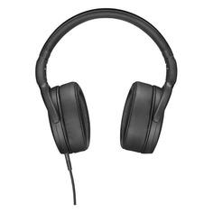 Наушники с микрофоном SENNHEISER HD 400S, 3.5 мм, накладные, черный [508598]