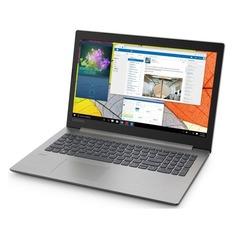 """Ноутбук LENOVO IdeaPad 330-15AST, 15.6"""", AMD E2 9000 1.8ГГц, 4Гб, 256Гб SSD, AMD Radeon R2, Free DOS, 81D600R4RU, серый"""